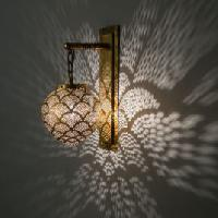 Morrocan Wall Light 01