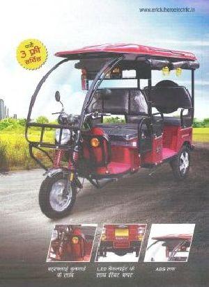 Hero E Rickshaw