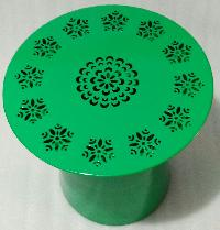Artistic Metal Stool 03