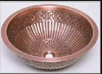 Copper Sink 08
