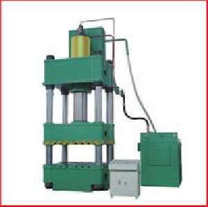 Hydraulic Discharge Press