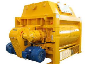 twin shaft mixers