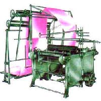 Fabric Double Folding Plating Machine
