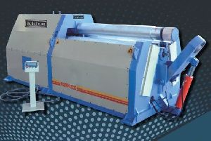 Hydraulic 4 Roll Double Pinch Type Plate Bending Machine