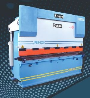 Rear Cylinder Hydraulic Press Brake Machine