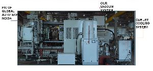 UBE Dia Casting Machine