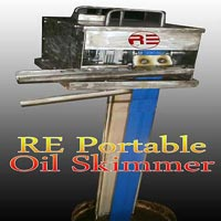 Belt Type Oil Skimmer 02