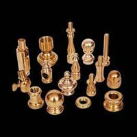 Brass Lamp Parts