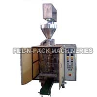 Collar Type Auger Base FFS Machine
