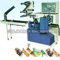 Horizontal Flow Wrapping  Machine