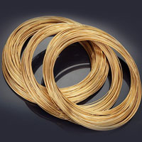Brass Jewelry Wire
