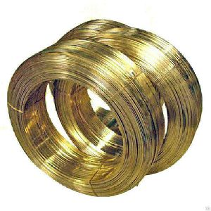 Brass Springs Wire