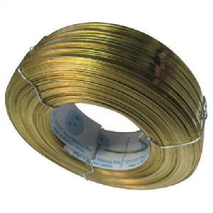 Brass Stitching Wire