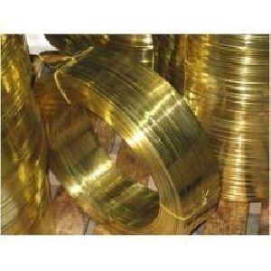 Brass Zipper Wire 01