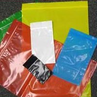 Bopp Color Zip lock Bags