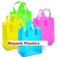 Poly Bags with Handle