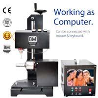 Dot Pin Marking Machine (KT-PD01-R)
