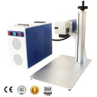 potable fiber laser marking machine BM-FM20 for sale best price
