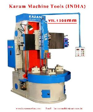 Vertical Lathe Machine 02