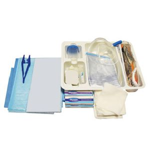 Foley Balloon Catheterization Kit