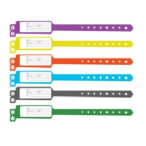 Patient ID Tags / Patient Wrist Band