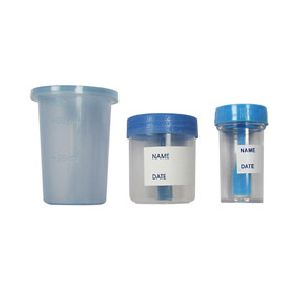 Urine/Stool Specimen Container
