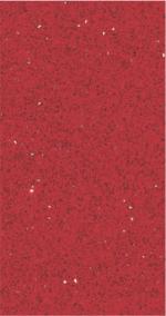 Red Engineering Quartz