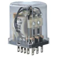 Medium Power Industrial Relay (Series 31-3R-4R)