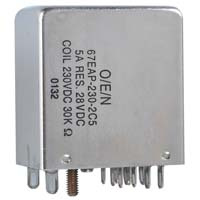 Versapac Industrial Relay (Series 67)