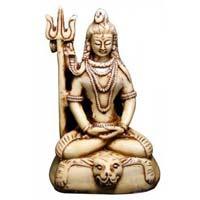 Resin Shiva Statue
