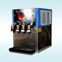 4 Valve Soda Fountain Machine