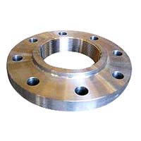Nickel Alloy Screwed Flange