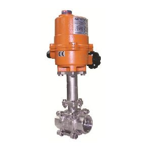 Electrical Actuator Operated Extended Stem Ball Valves