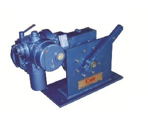 Foot Mounted Electric Actuator