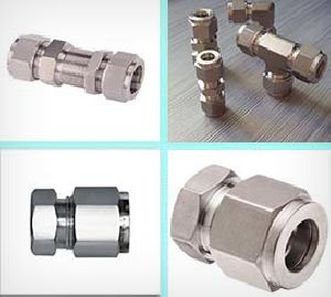 Alloy Steel Elbow Ferrule Tube Fitting