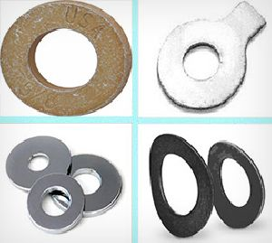 Alloy Steel Flat Washers