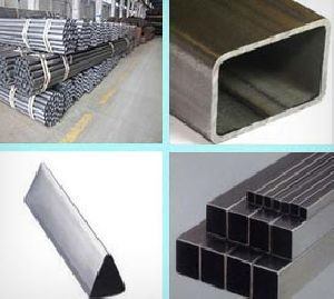 Round Alloy Steel ERW Pipe