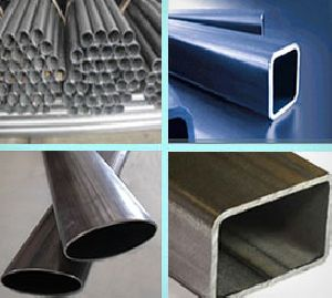 Round Alloy Steel ERW Tube