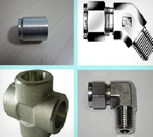 Carbon Steel Elbow Ferrule Fittings