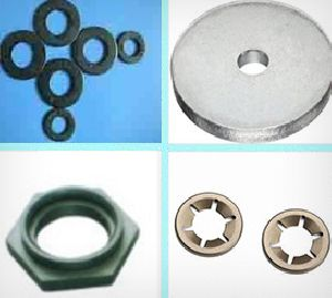 Carbon Steel Flat Washers
