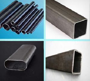 Round Carbon Steel ERW Tube