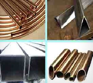 Copper Round ERW Tubes