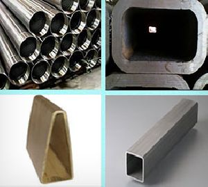Round Hast Alloy ERW Tube