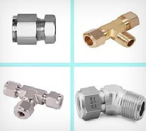 Nickel Alloys Elbow Ferrule Fittings