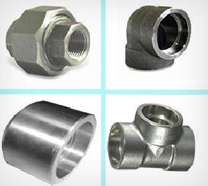 Nickel Alloys Elbow Socket Weld