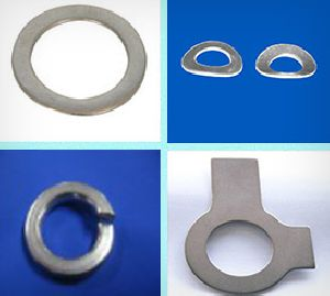Nickel Alloys Flat Washers