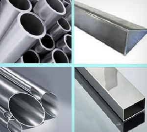 Round Nickel Alloy ERW Pipe
