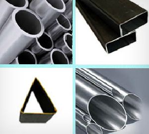 Nickel Alloys Round ERW Tubes