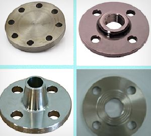 Nickel Alloys Weld Neck Flange