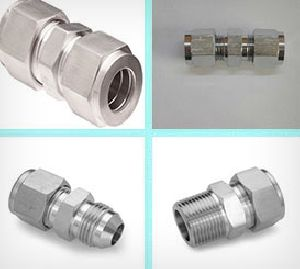 Stainless Steel Elbow Ferrule Tube Fitting